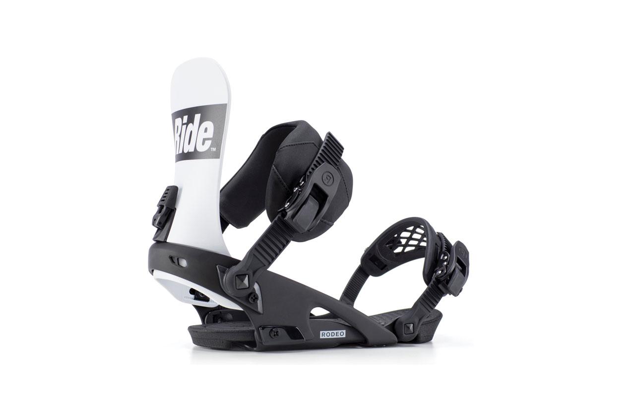 """Gewinnt Maxis Bindung, die """"Rodeo"""" von Ride Snowboards!"""