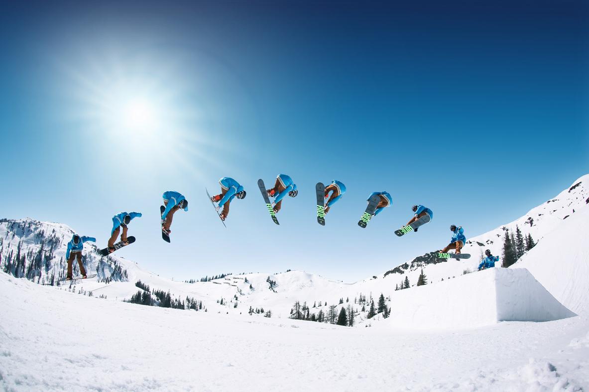 Snowpark Ski amade