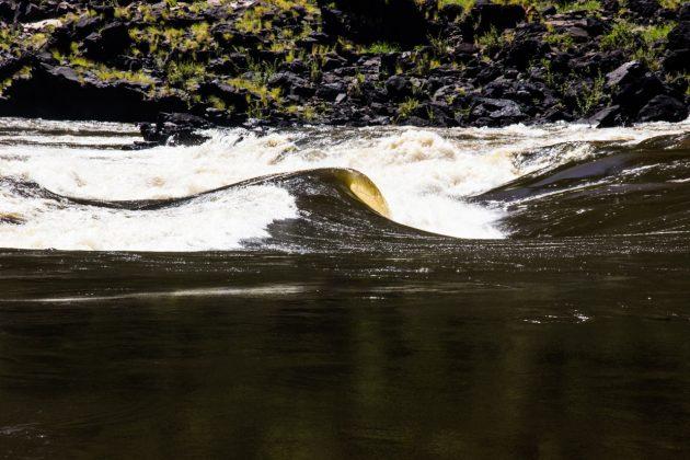 Die beste Flusswelle der Welt, Sambia |©Carlo Drechsel