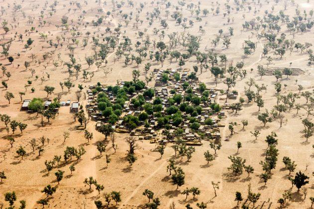 Die Sahelzone |©Carlo Drechsel