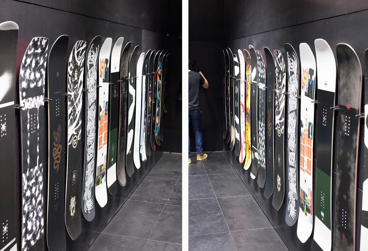Die neue Kollektion von Ride Snowboards