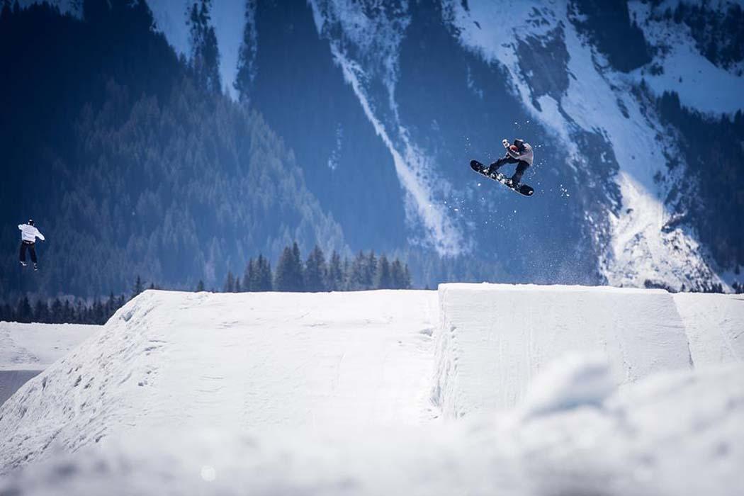 Die besten Skigebiete der Alpen - Snowpark Grindelwald-First