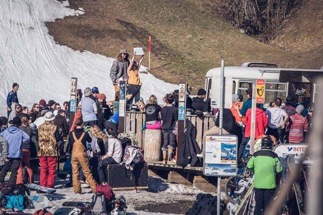 © Snowpark Grindelwald-First