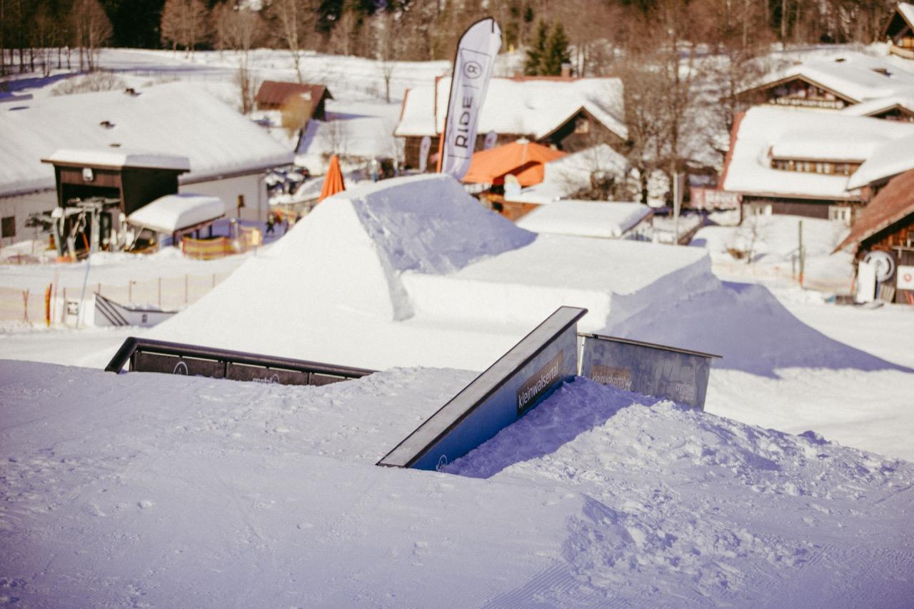 Crystal Ground | Die besten Snowparks der Alpen