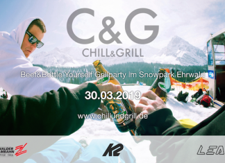 Chill and Grill 2019