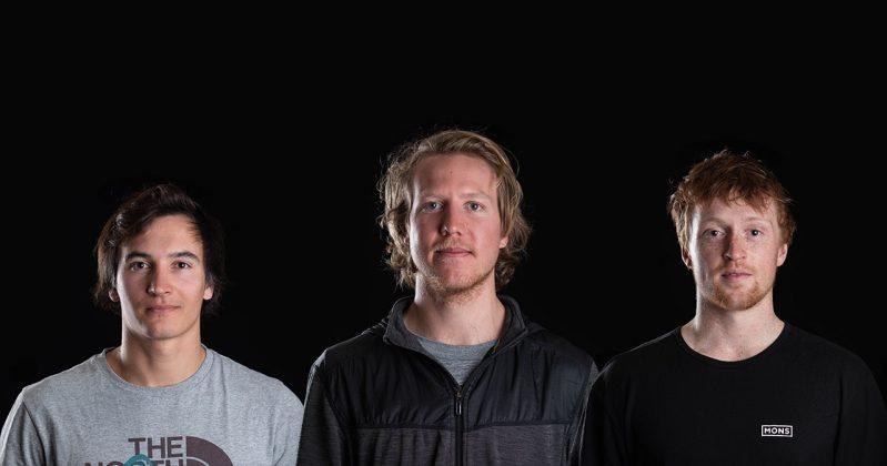 Victor de le Rue, Blake Hamm & Davey Baird |©D. Daher