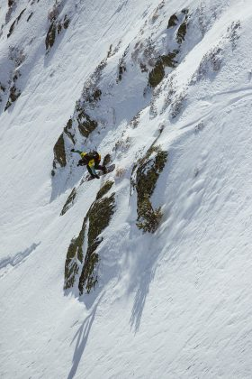 Marion Haerty | © Freeride World Tour/J. Bernard