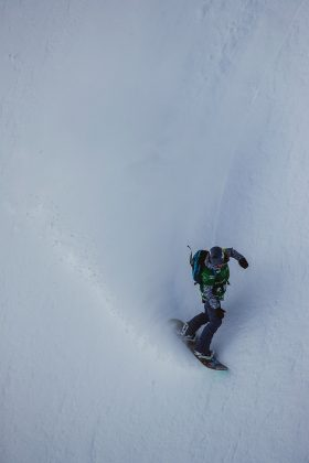Anna Orlova | © Freeride World Tour/J. Bernard