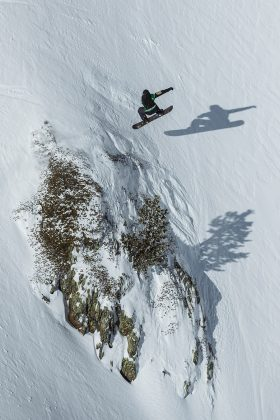 Blake Hamm | © Freeride World Tour/J. Bernard