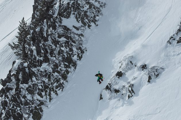 Victor de le Rue | © Freeride World Tour/J. Bernard