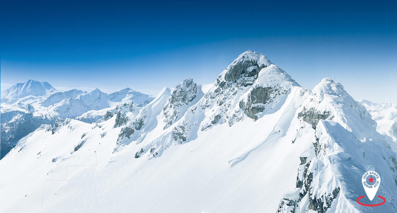 Bei so einem Ausblick kann einem doch nur das Herz aufgehen | Skigebiet Obertauern