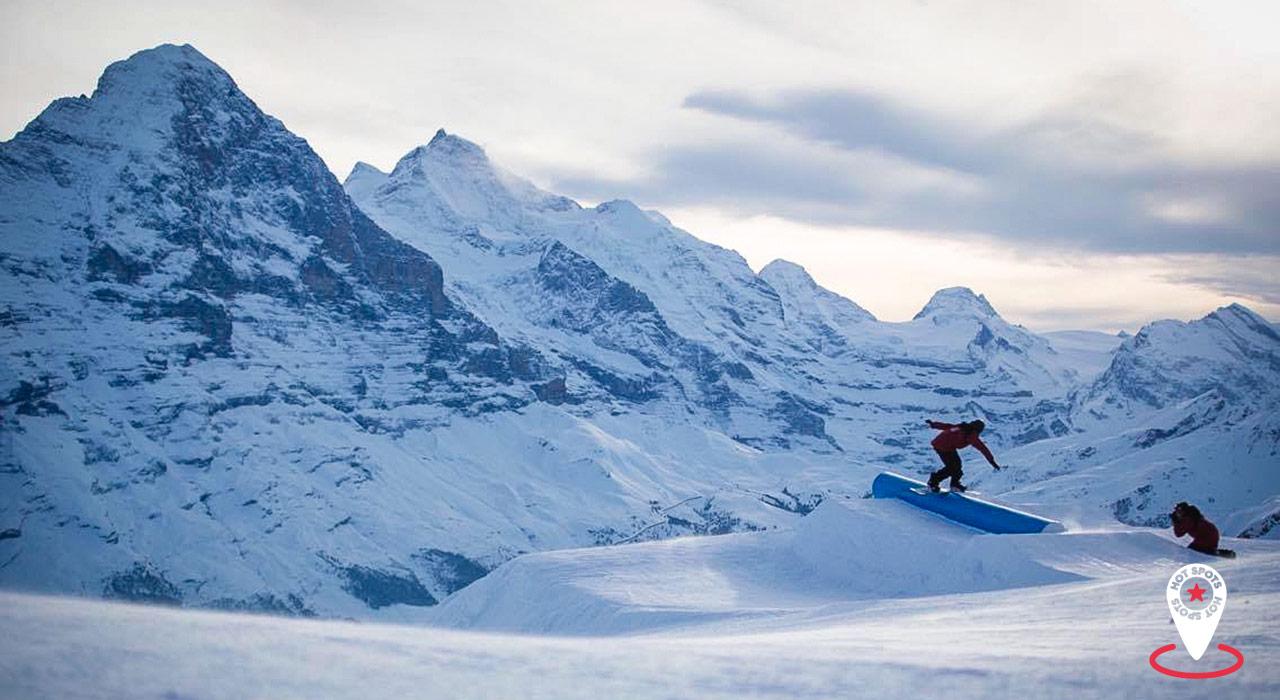 Was für eine Aussicht! |©Grindelwald
