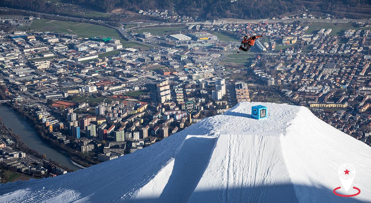 Peter Walchhofer und der Grund, warum Innsbruck und die Nordkette so einen großen Reiz ausüben  ©Innsbruck/Patrick Steiner