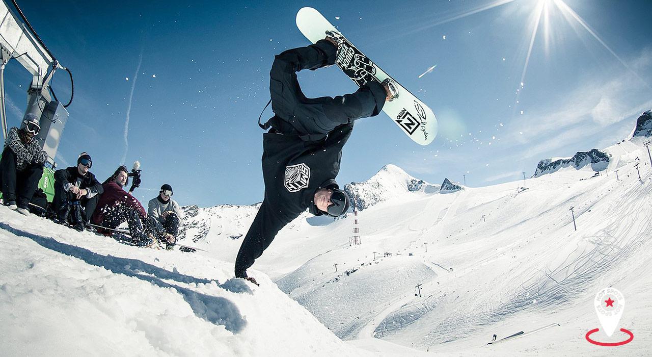 Max Horn |©Kitzsteinhorn/Markus Rohrbacher