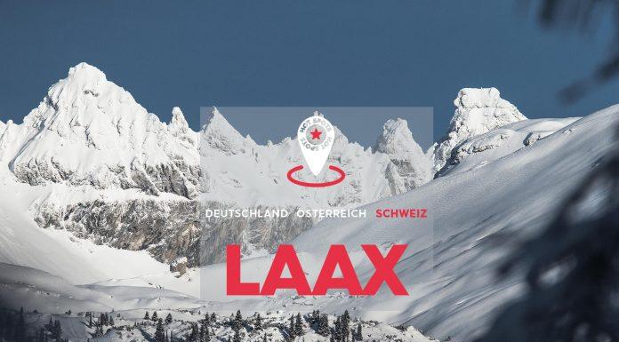 Skigebiet LAAX