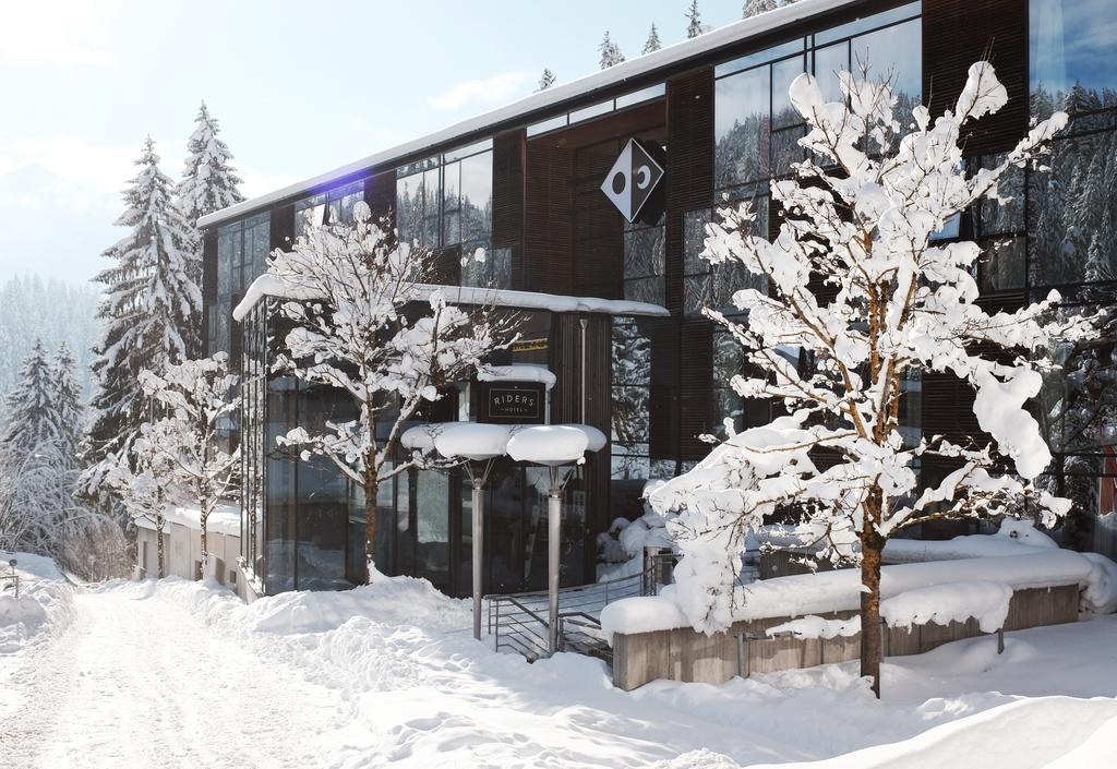 Rider Hotel - Skigebiet LAAX