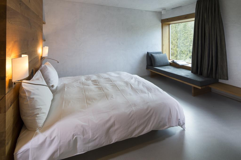 Rocksresort Laax Doubledbedroom