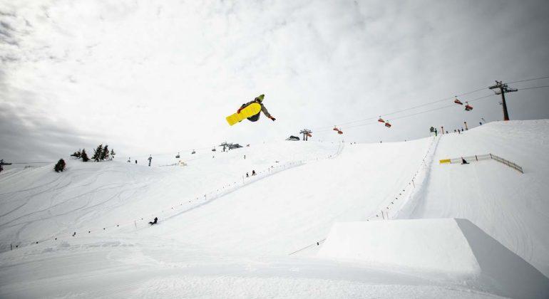 Laurenz Haunschmidt, Frontside 360° |©Nitro/Philip Marquart