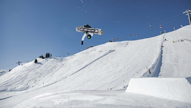 André Höflich, Double Grab | © Nitro/Philip Marquart
