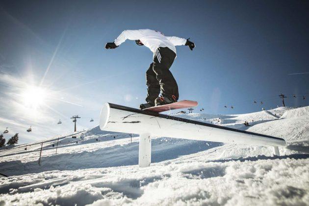 Basti Rittig, Boardslide |©Nitro/Philip Marquart