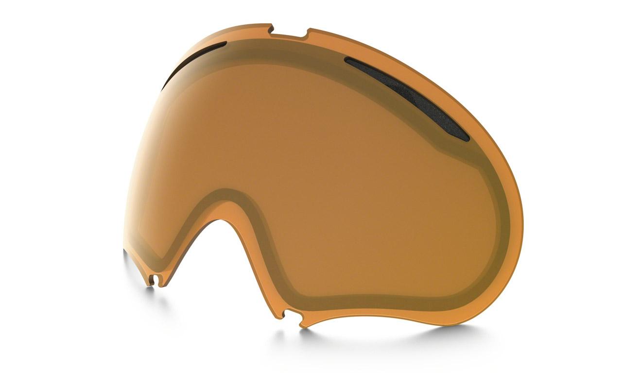 Eine Persimmon-Scheibe für die A-Frame Goggle |©Oakley
