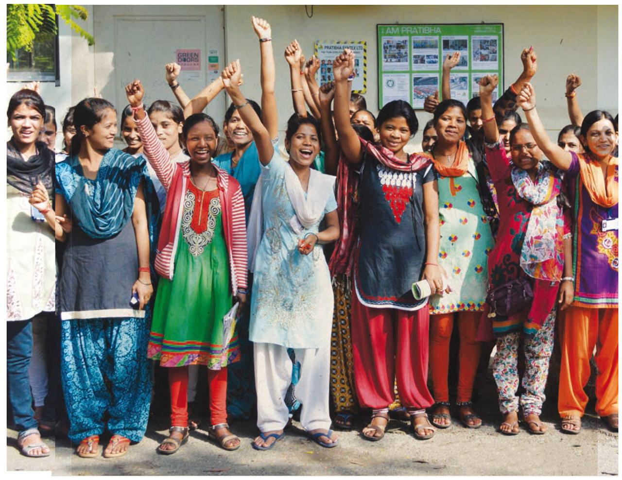 Fair Trade-Maßnahmen für die Mitarbeiter durch Krankenversicherung und Altersvorsorge gestalten das Arbeitsleben besser |©Patagonia