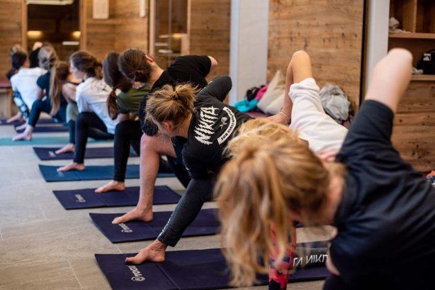 Zeit für Yoga |©Miriam Lottes