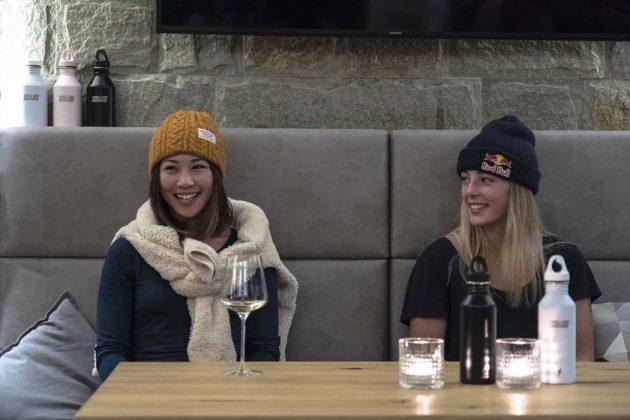 Talkrunde mit Yuka Fujimori & Zoi Sadowski-Synnott |©Sonia Ziegler