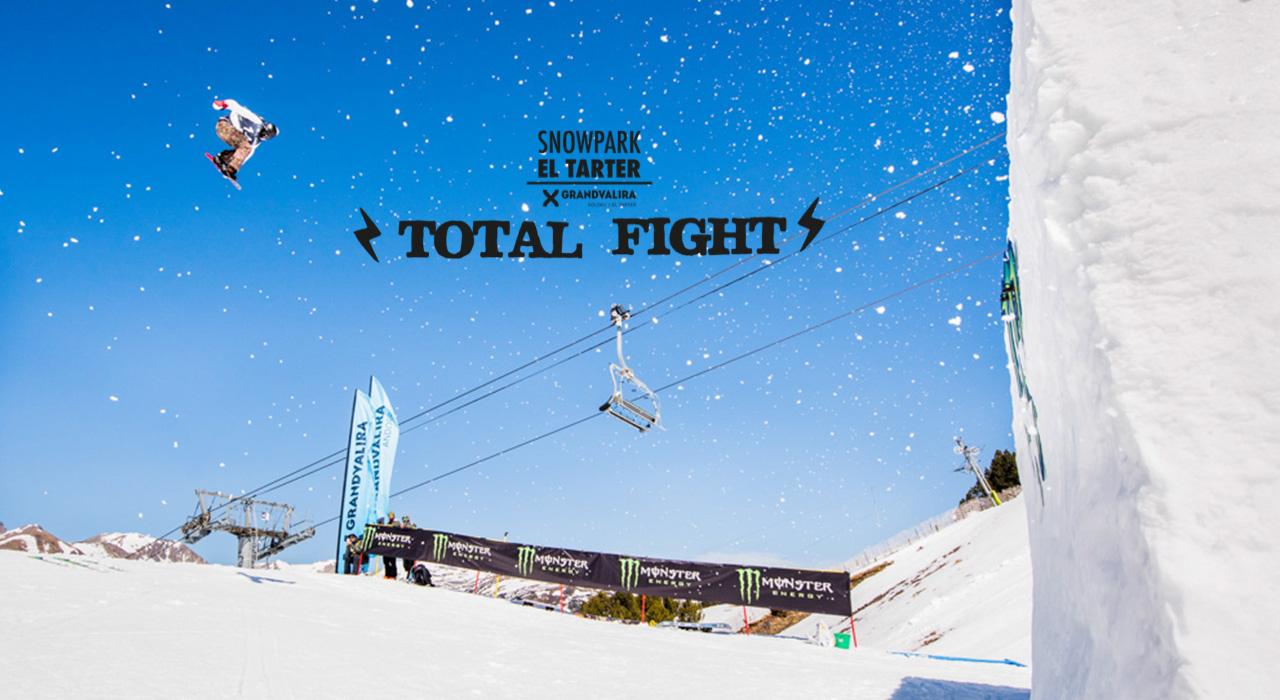 Michael Schärer & Julia Marino gewinnen den Grandvalira Total Fight in Andorra