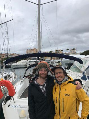 Jérôme Tanon & Thomas Delfino |©Victor Daviet