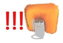 Mammut ruft zur Kontrolle der Airbag 3.0 System auf