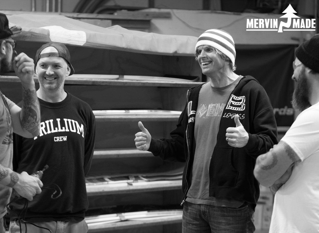 Pete Saari & Mike Olsen |©Mervin