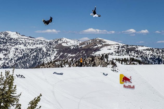 Brock Crouch & Torgeir Bergrem | © Tom Monterosso/Red Bull Content Pool