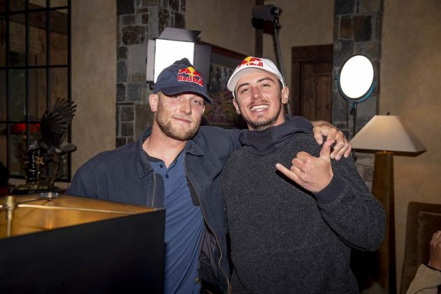Die Masterminds hinter dem Red Bull Recharged: Ben & Mark | © Tom Monterosso/Red Bull Content Pool
