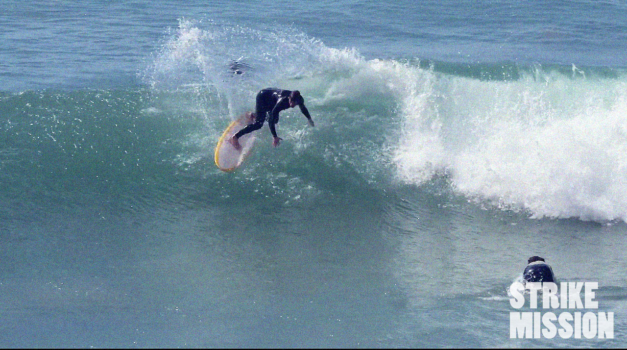 Ein Snowboard-Trip, der für Wolle auf dem Surfboard beginnt. Marokko rockt!