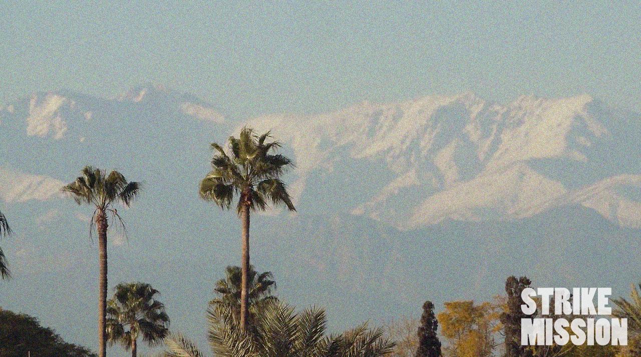 Marokko - ein Reiseziel, das schon lange in Wolles Kopf herumspukte