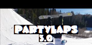 Shredbots Partylaps 3.0