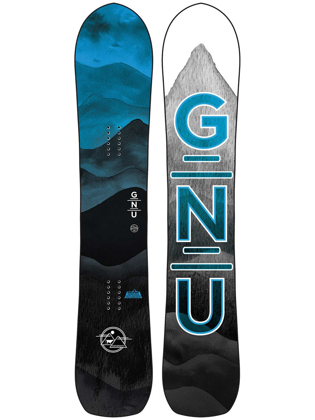 Top Snowboards-Gnu-Antigravity-C3