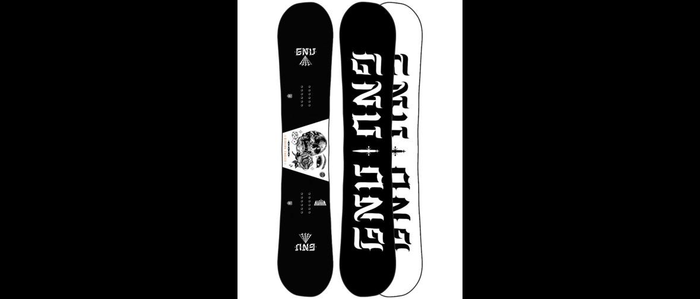 Top Snowboards - Gnu Asym C2x