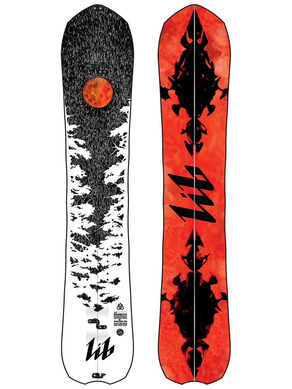 Top Snowboards-Libtech-Goldmember-FP-Split