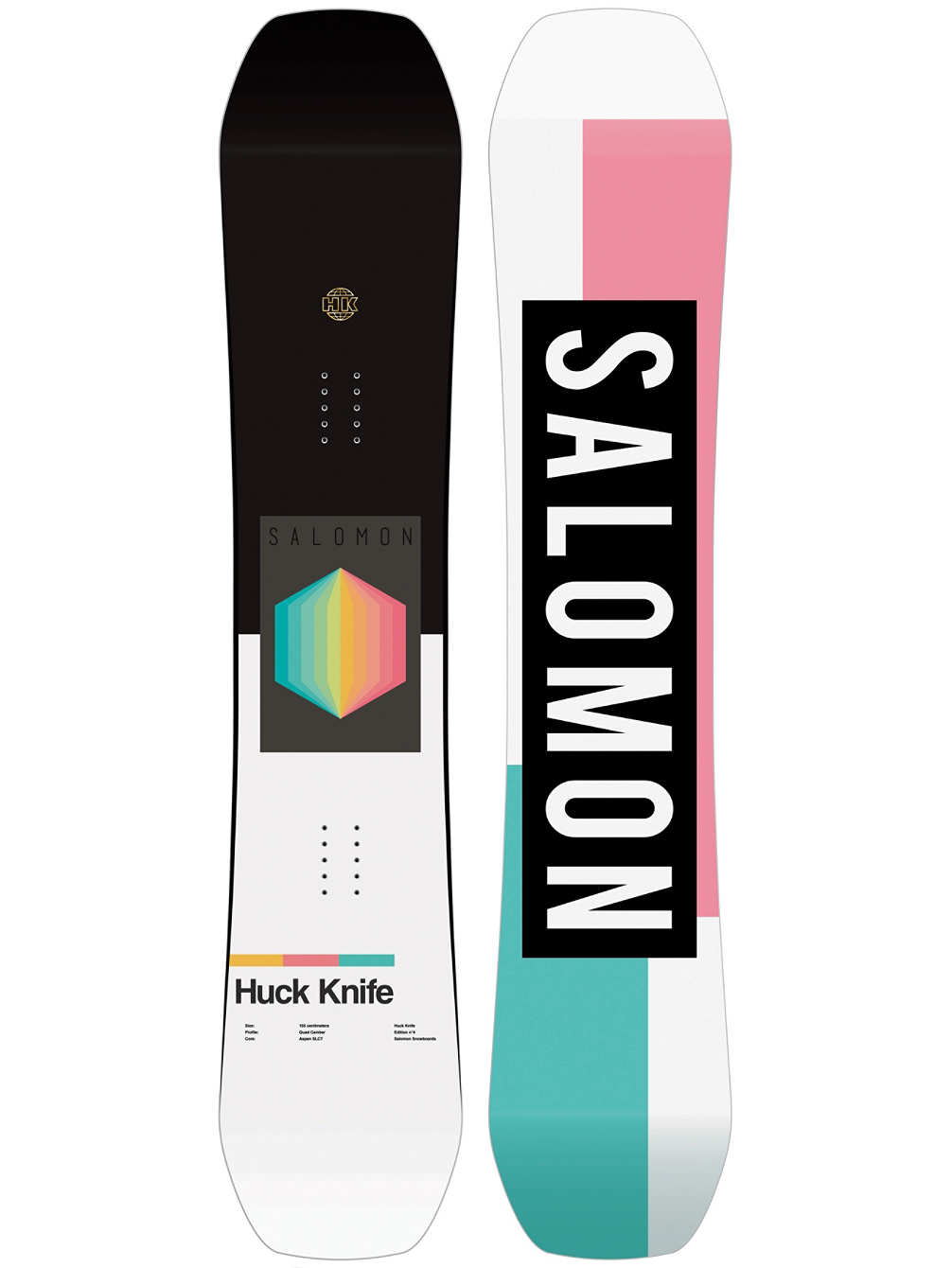 Salomon Huck Knife 2020