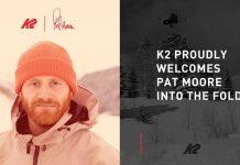 Pat Moore im Team von K2