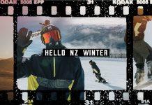 Stale Sandbech ist zurück in Neuseeland