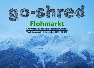 Go–Shred Flohmarkt in Innbruck geht in die sechste Runde
