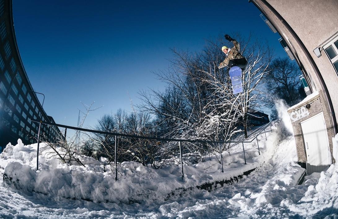 Jake Kuzyk verbessert mit Vans den High Standard OG