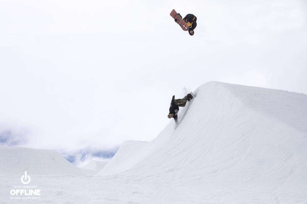 Offline Teaser Nitro Snowboards