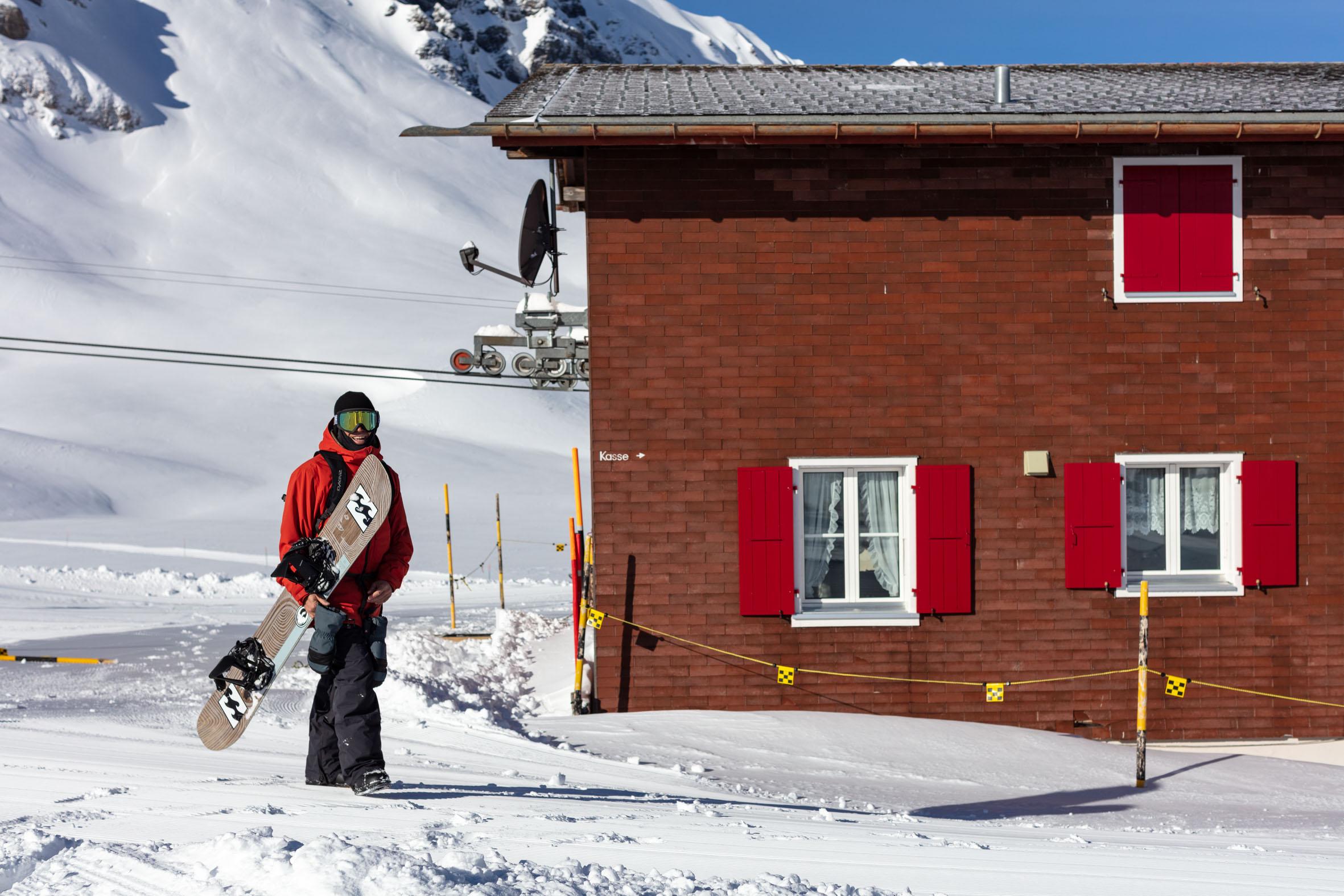 Absinthe Films Isle of Snow