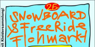 Snowboard Flohmarkt 2019