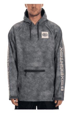 686 Outerwear 2019/2020 Highlights Waterproof-Hoody