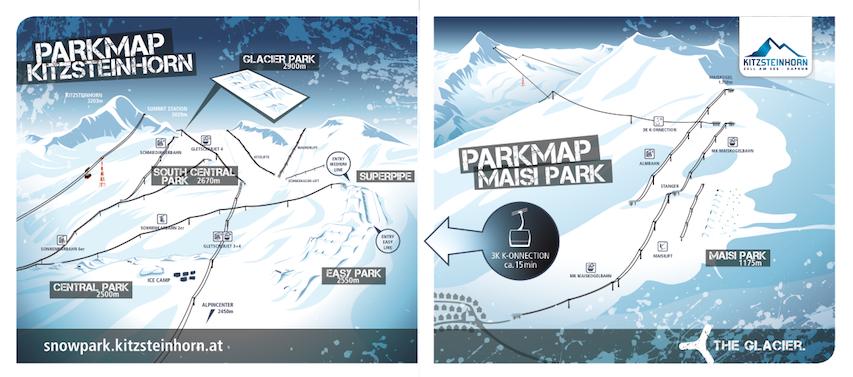 Kitzsteinhorn Opening: Snowpark-Action am Gletscher startet dieses Wochenende!